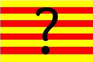 Interrogant Catalunya